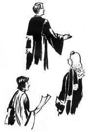 images avocat dessin